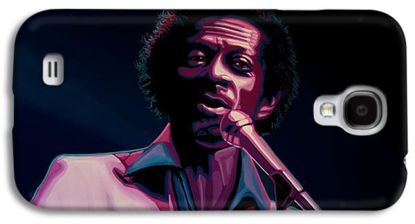 Chuck Berry Galaxy S4 Case