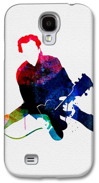 Chuck Watercolor Galaxy S4 Case