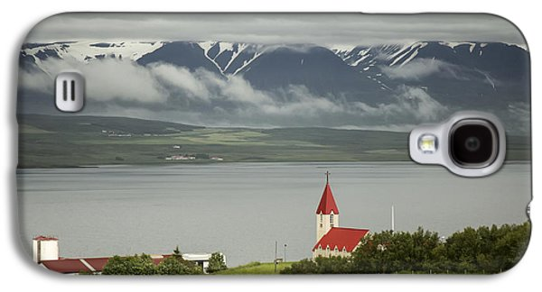 Church In Akureyri Galaxy S4 Case