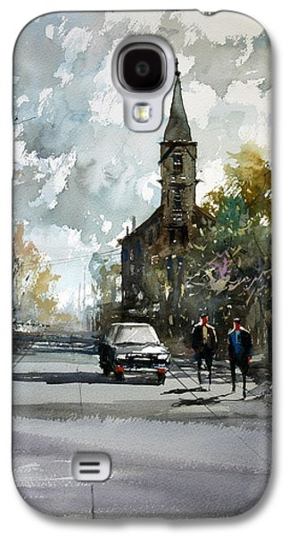 Church On The Hill Galaxy S4 Case