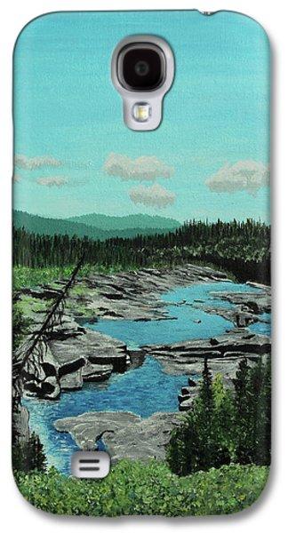 Churchill River Galaxy S4 Case