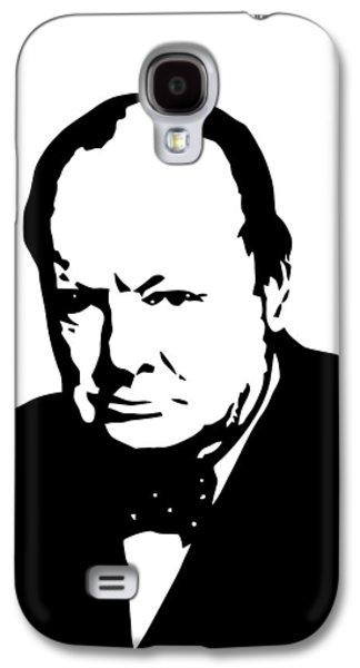 Churchill Galaxy S4 Case