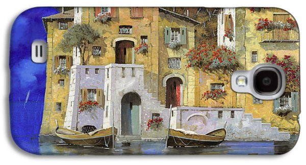 Cieloblu Galaxy S4 Case by Guido Borelli