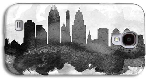 Cincinnati Cityscape 11 Galaxy S4 Case