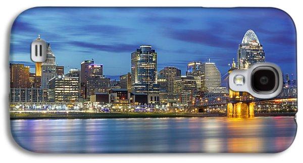 Cincinnati, Ohio Galaxy S4 Case
