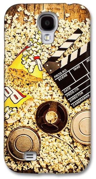 Cinema Of Entertainment Galaxy S4 Case