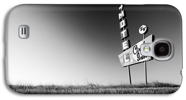 Circle Inn Galaxy S4 Case by Todd Klassy