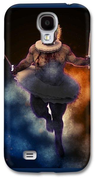 Circus Of Horrors - Cannibal Clown Galaxy S4 Case