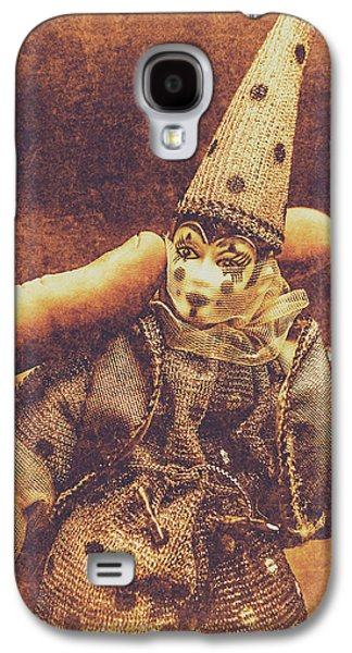 Circus Puppeteer  Galaxy S4 Case by Jorgo Photography - Wall Art Gallery