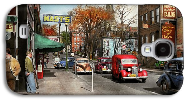 City - Amsterdam Ny - Downtown Amsterdam 1941 Galaxy S4 Case
