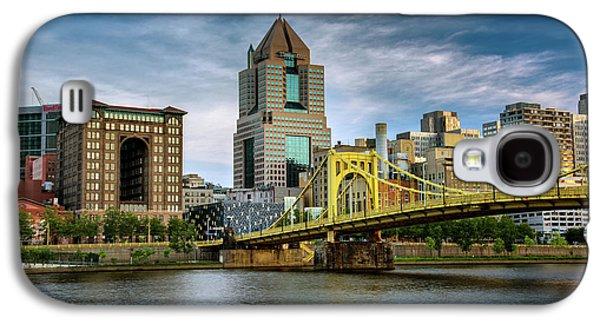 City Of Bridges Galaxy S4 Case by Rick Berk