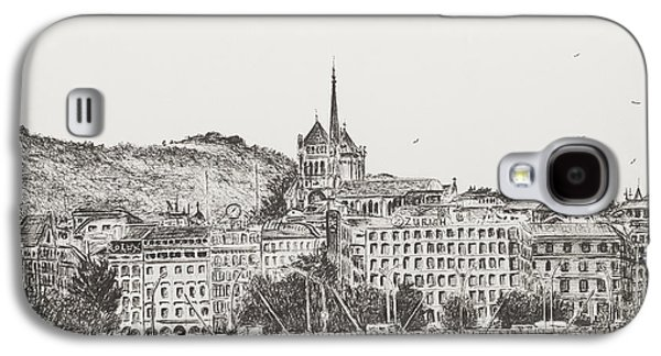 City Of Geneva Galaxy S4 Case