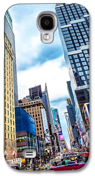 City Sights Nyc Galaxy S4 Case