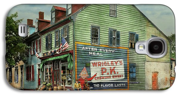 City- Va - C And G Grocery Store 1927 Galaxy S4 Case