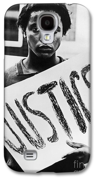 Civil Rights, 1961 Galaxy S4 Case by Granger