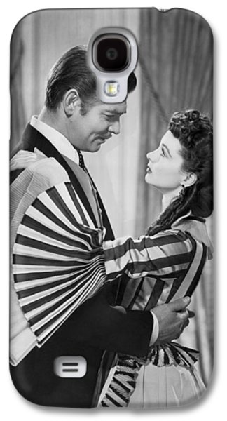 Clark Gable And Vivien Leigh Galaxy S4 Case by Underwood Archives