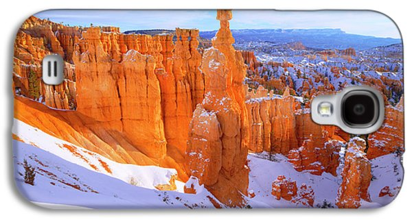 Classic Bryce Galaxy S4 Case by Chad Dutson