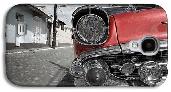 Classic Car - Trinidad - Cuba Galaxy S4 Case by Rod McLean