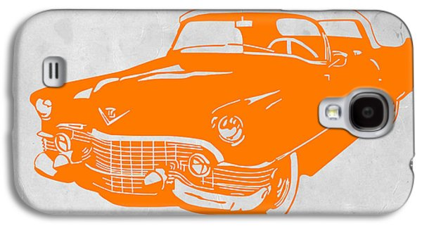 American Galaxy S4 Cases - Classic Chevy Galaxy S4 Case by Naxart Studio
