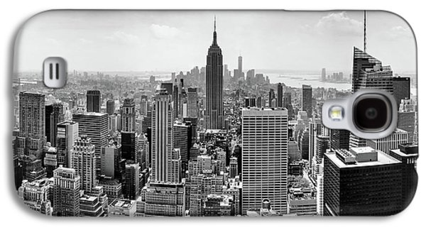 Classic New York  Galaxy S4 Case by Az Jackson