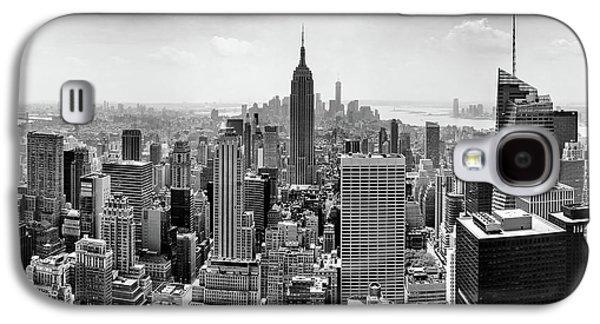 Downtown Galaxy S4 Case - Classic New York  by Az Jackson