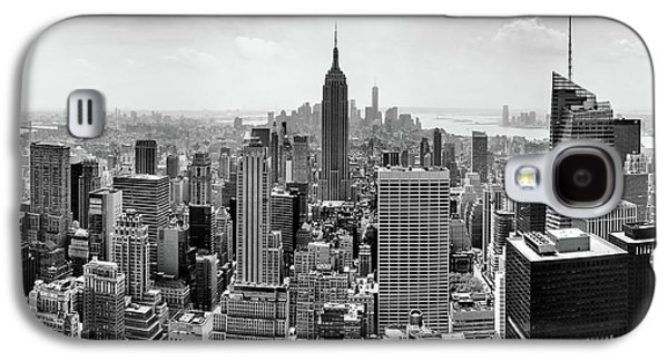 Apple Galaxy S4 Case - Classic New York  by Az Jackson