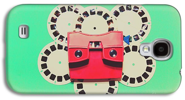 Classic Old Media Slide Show Viewer Galaxy S4 Case by Jorgo Photography - Wall Art Gallery