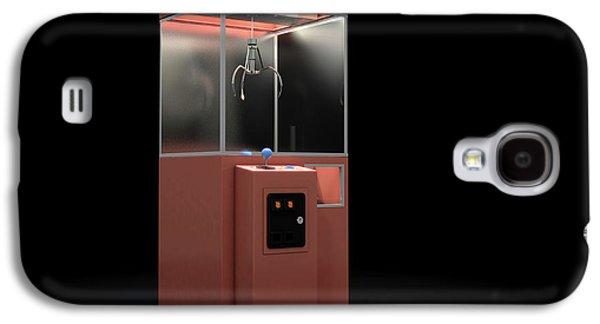 Claw Arcade Game Galaxy S4 Case by Allan Swart