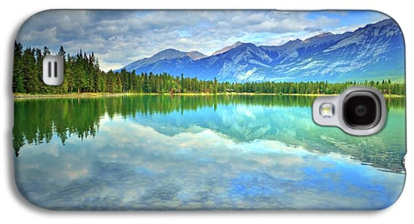 Clear Waters At Lake Annette Galaxy S4 Case by Tara Turner