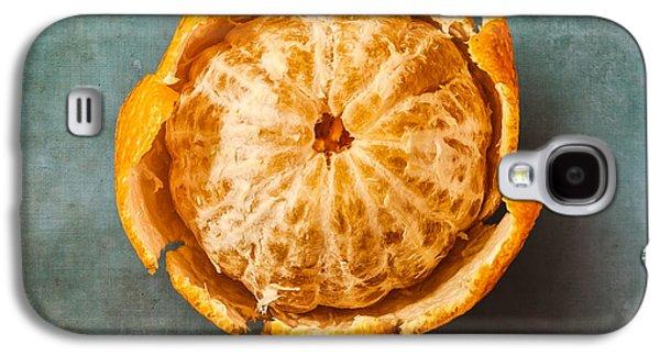 Clementine Galaxy S4 Case by Scott Norris