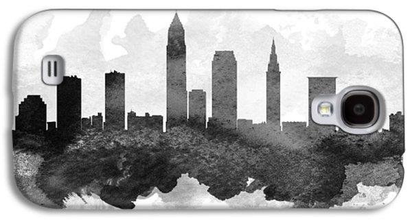 Cleveland Cityscape 11 Galaxy S4 Case