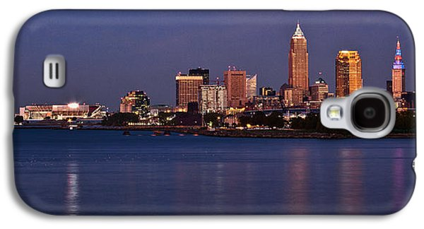 Cleveland Ohio Galaxy S4 Case