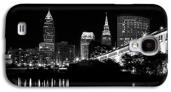Cleveland Skyline Galaxy S4 Case