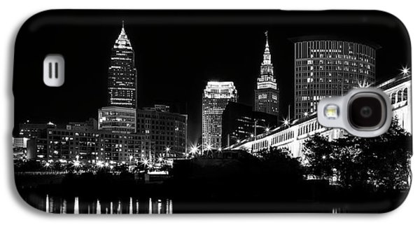 Cleveland Skyline Galaxy S4 Case