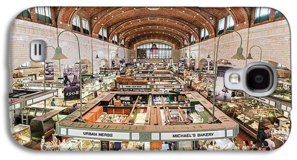 Cleveland Westside Market  Galaxy S4 Case