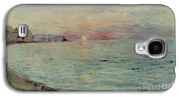 Cliffs Near Dieppe Galaxy S4 Case