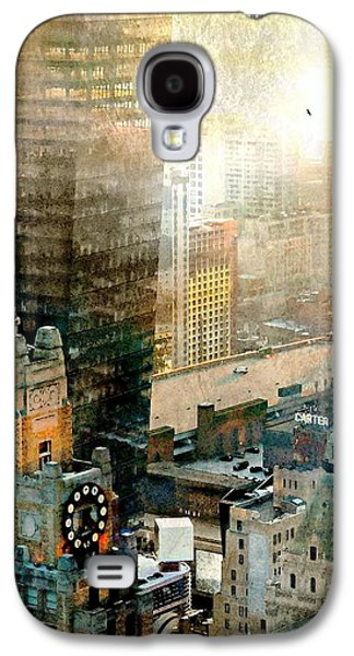 Clock Tower Galaxy S4 Case by Diana Angstadt