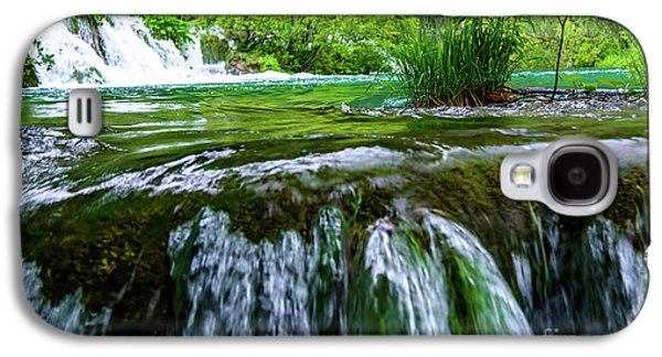 Close Up Waterfalls - Plitvice Lakes National Park, Croatia Galaxy S4 Case