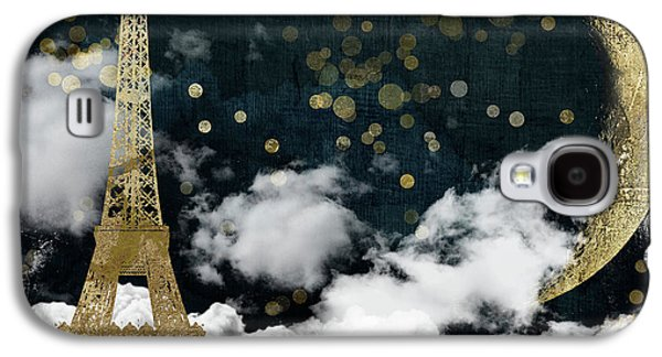 Cloud Cities Paris Galaxy S4 Case by Mindy Sommers