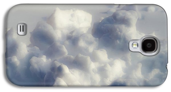 Clouds Of Snow Galaxy S4 Case by Wim Lanclus