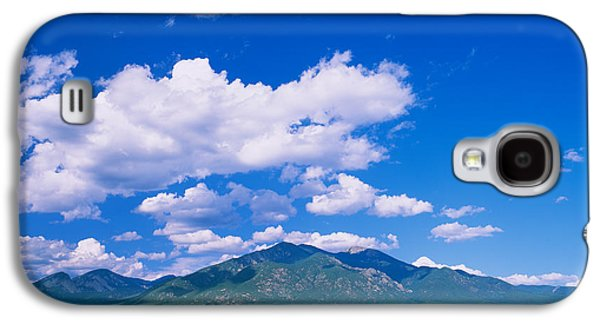 Clouds Over A Mountain Range, Taos Galaxy S4 Case