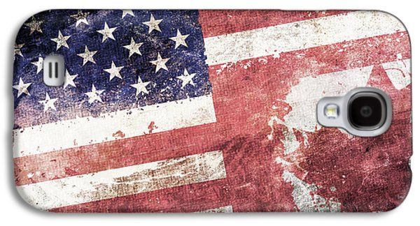Co-patriots  Galaxy S4 Case by Az Jackson