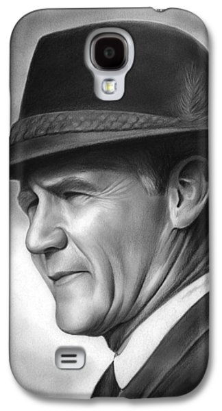 Coach Tom Landry Galaxy S4 Case by Greg Joens