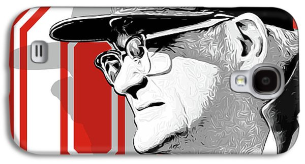 Coach Woody Hayes Galaxy S4 Case by Greg Joens