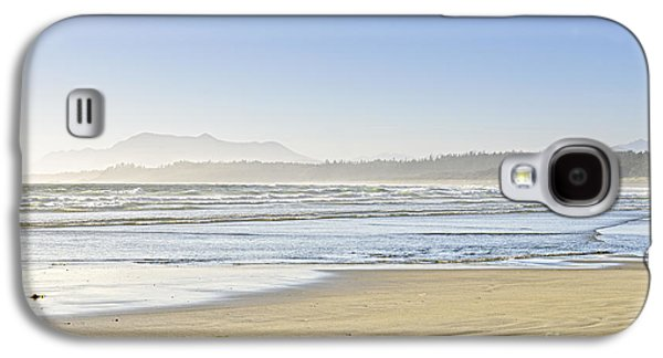 Coast Of Pacific Ocean On Vancouver Island Galaxy S4 Case