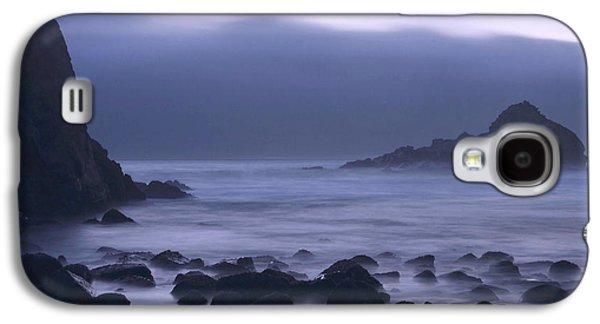 Coastal Fog - Big Sur Galaxy S4 Case by Stephen  Vecchiotti