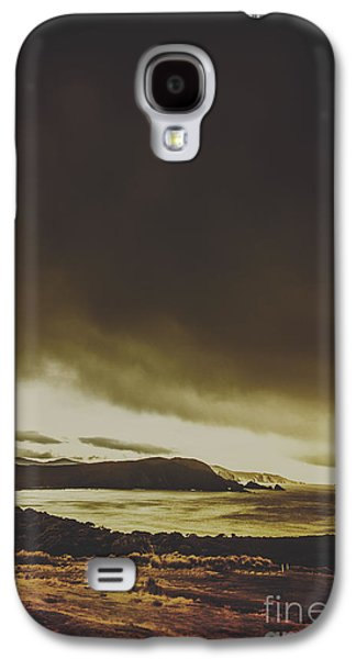 Coastal Wash Galaxy S4 Case by Jorgo Photography - Wall Art Gallery