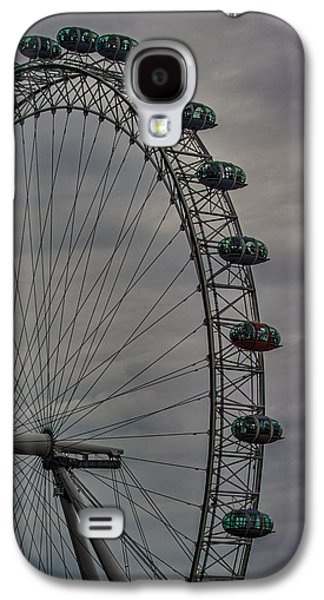 Coca Cola London Eye Galaxy S4 Case by Martin Newman