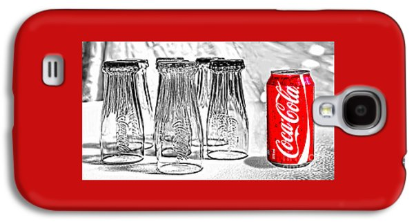 Coca-cola Ready To Drink By Kaye Menner Galaxy S4 Case