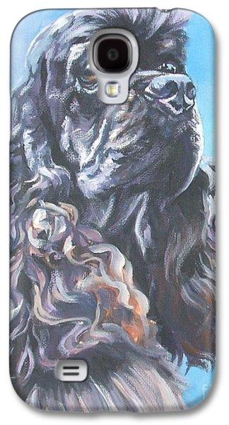 Cocker Spaniel 2 Galaxy S4 Case by Lee Ann Shepard
